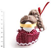 Кукла-оберег - На счастье (ручная работа)
