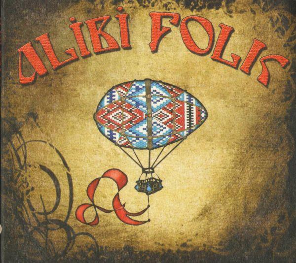 CD Диски Алиби. Alibi Folk - Алиби