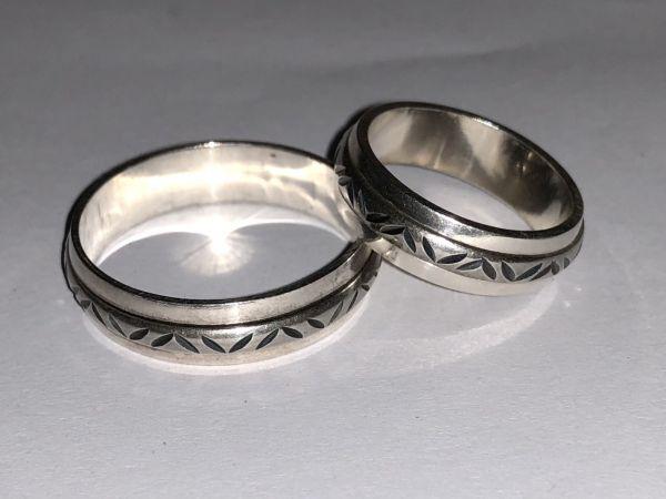 Серебро Серебренное кольцо - Изделия из серебра