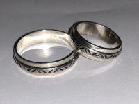 Серебренное кольцо - Изделия из серебра