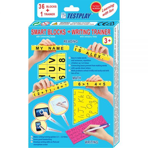 Spiele Smart Blocks + Schreibtrainer (english)