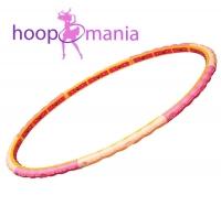 Рефлексотерапия Hula Hoop. 1.6 кг Обруч для талии (24 магнитов)
