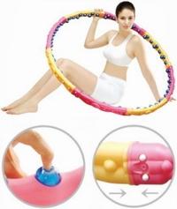 Hula Hoop. 2.3 кг Обруч для талии (72 магнитов)
