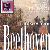 Ludwig Van Beethoven. The Best - Людвиг Бетховен