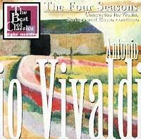 Antonio Vivaldi. The Four Seasons. Concertos for Violin, Strings and Basso continuo - Antonio Vivaldi