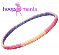Hula Hoop. 2.6 кг Обруч для талии (40 магнитов)