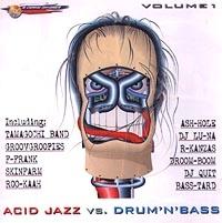 Acid Jazz vs  Drum n Bass  Voliume 1