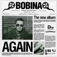 Audio CD Bobina. Again - Bobina (Dmitri Almasow)