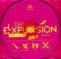 Various Artists. Dance Explosion. East Level. Mix 2 - Doppel-E , Egor , Senator , Alla , Akzent , Чёрный Ангел , New Russian