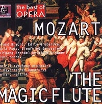 The Best Of Opera. Mozart. The Magic Flute - Wolfgang Mozart